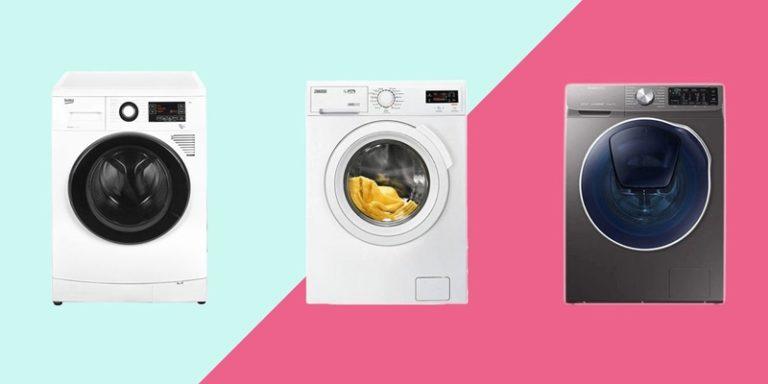 รีวิว เครื่องซักผ้าที่ดีที่สุด ปี 2020